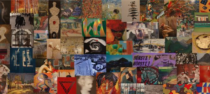 Neujahrsempfang mit 135 Künstlern im Löwenpalais | Freitag, 30.01.2015