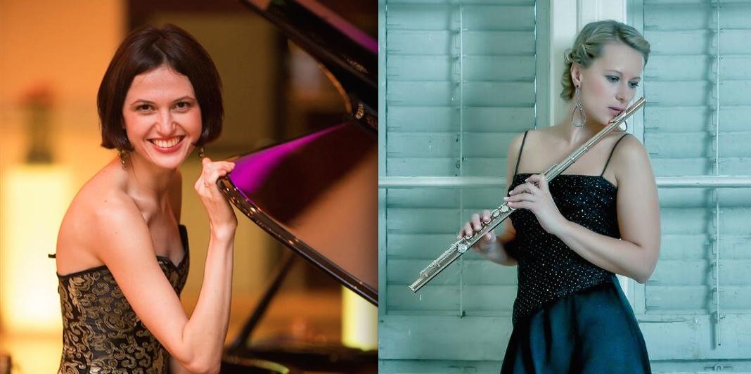 Anna Wierer-Flöte, Alina Pronina-Klavier_Web