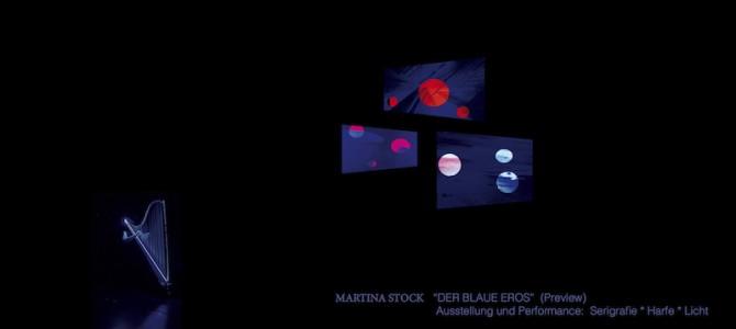 Martina Stock – Der blaue Eros   15. Oktober 2015 im Löwenpalais